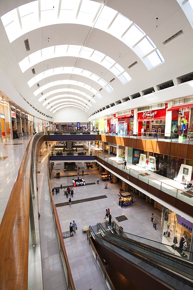 Dubai Mall, the largest indoor shopping complex in the world, Dubai, United Arab Emirates, Middle East