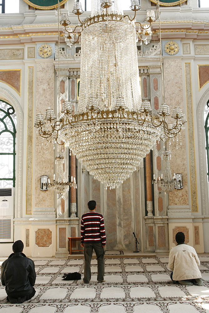 Ortakoy mosque, Istanbul, Turkey, Europe