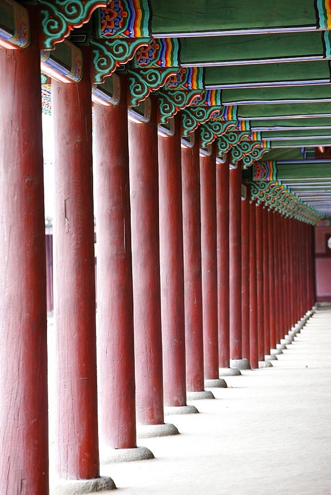 Changdeokgung Palace, Seoul, South Korea, Asia