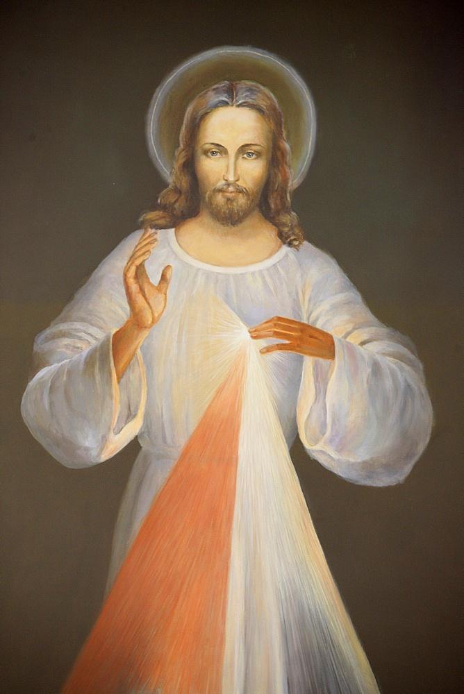 Jesus of Mercy, Beit Jala, Palestine National Authority, Middle East