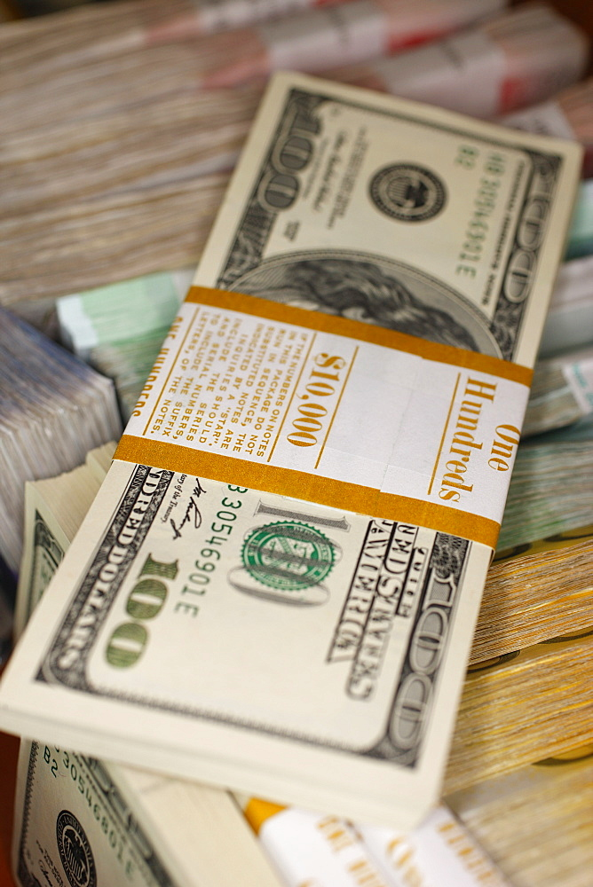 U.S. Dollars, France, Europe