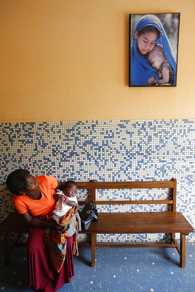 Kindergarten, Lome, Togo, West Africa, Africa