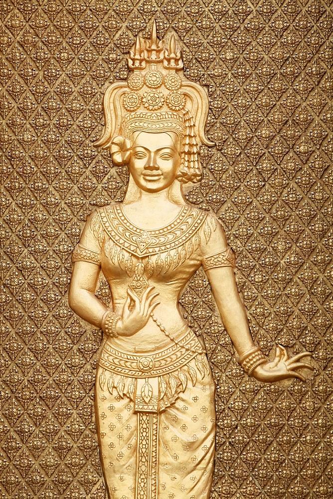 Apsara, Phnom Penh, Cambodia, Indochina, Southeast Asia, Asia