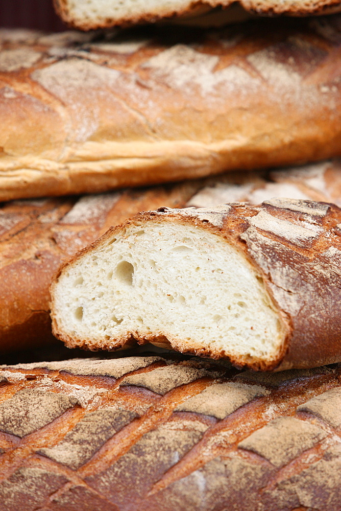 Bread, Provins, Seine et Marne, France, Europe
