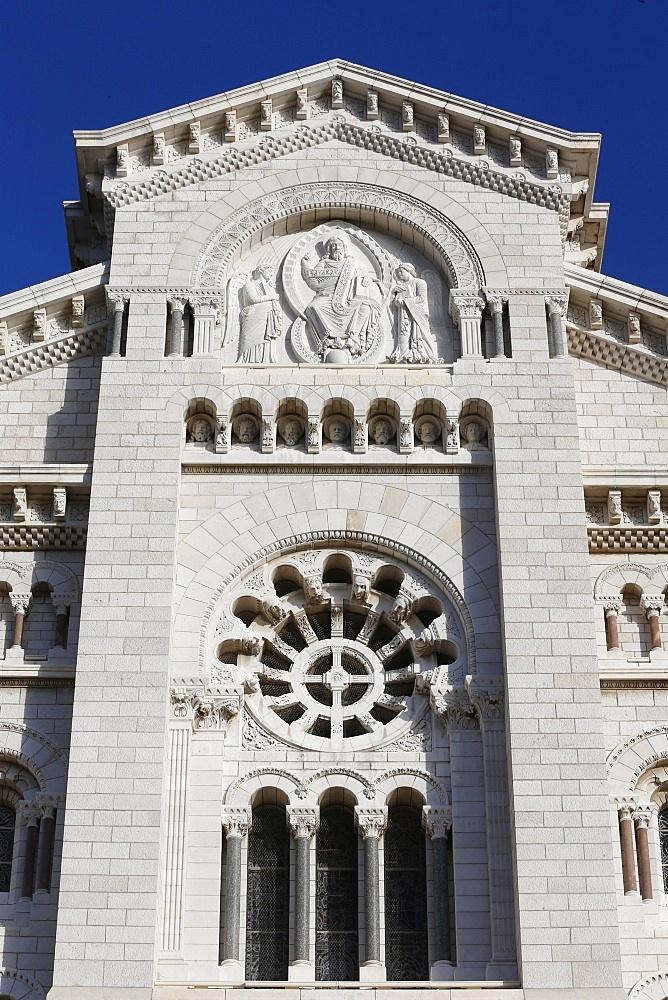 St. Nicholas Cathedral, Monaco, Europe