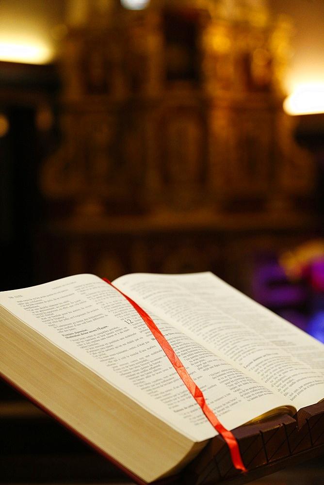 Catholic Bible, Monaco, Europe