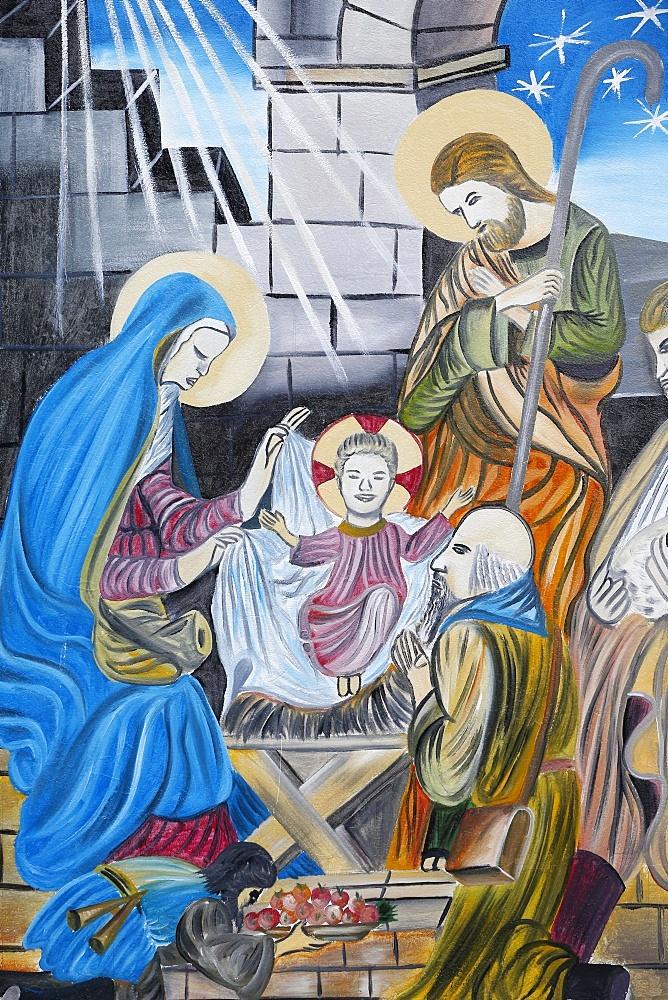 Nativity, Brazzaville, Congo, Africa