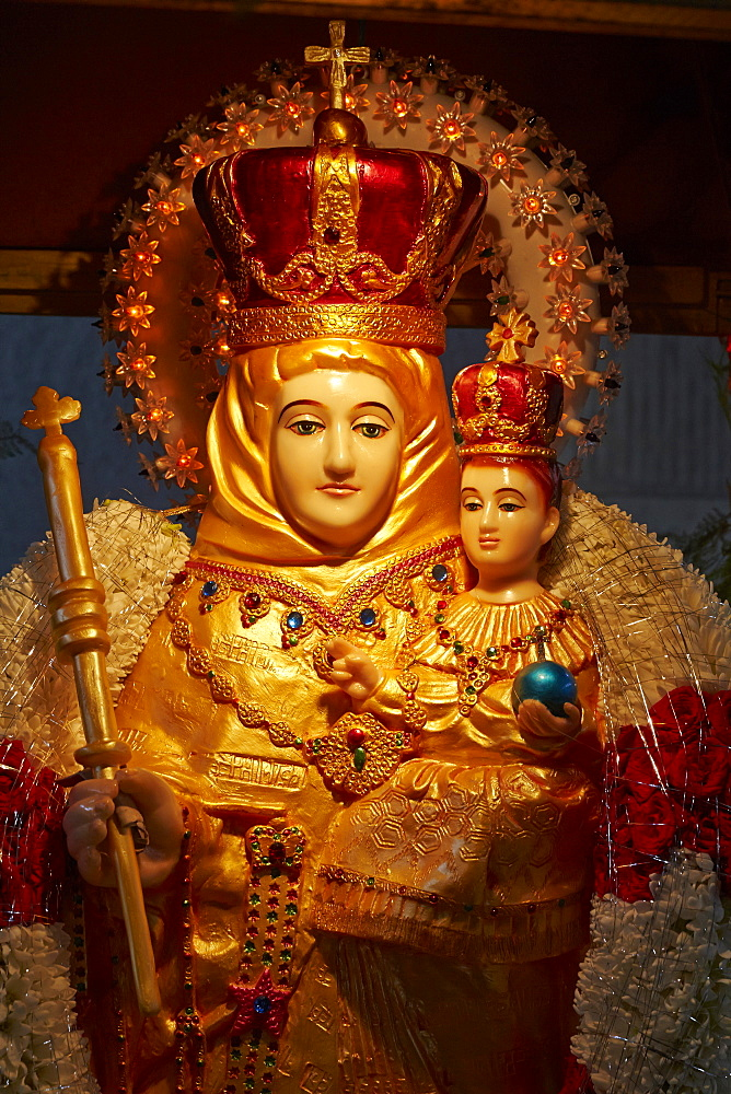 high quality stock photos of our lady of velankanni