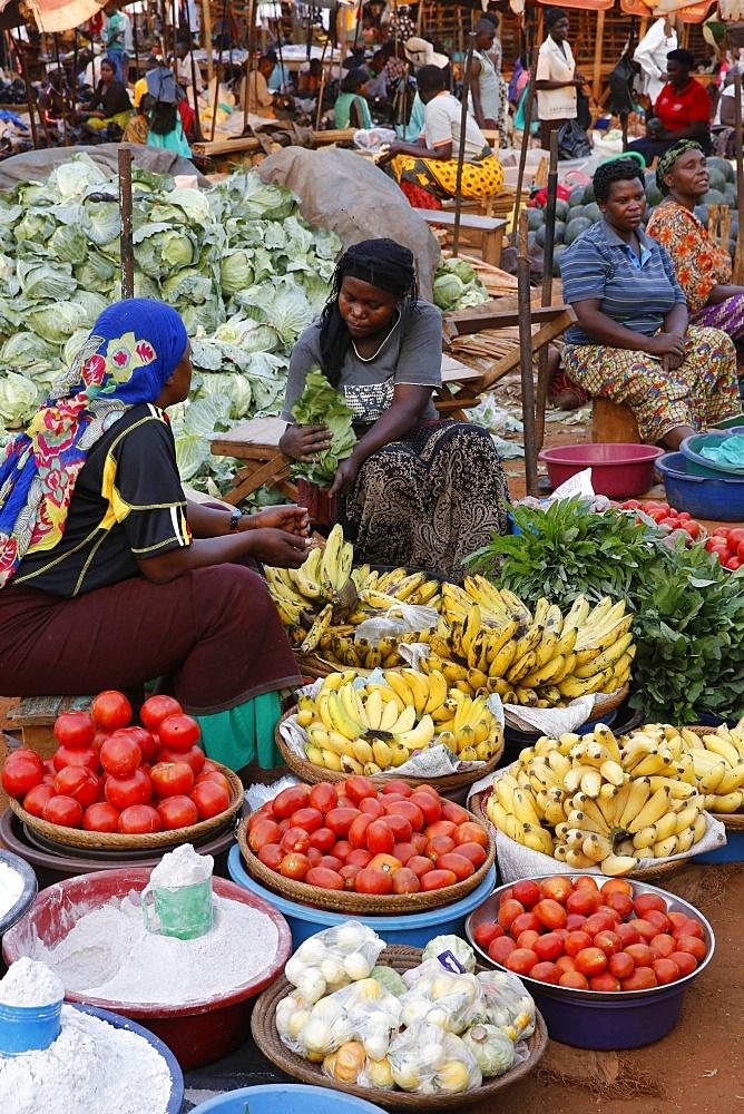 Masindi market.