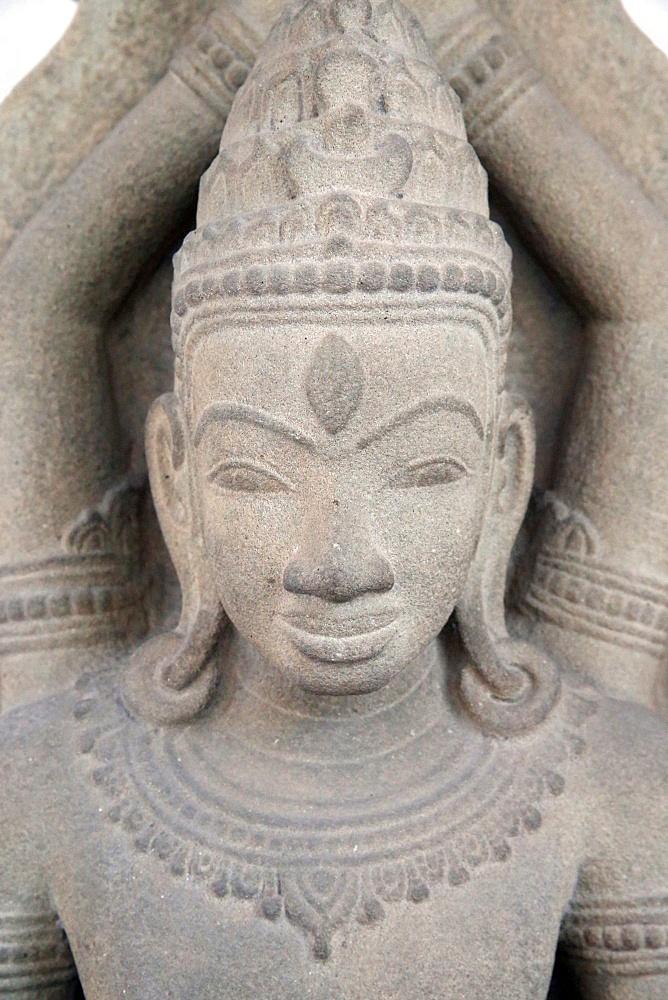 Shiva, Museum of Cham Sculpture, Danang, Vietnam, Indochina, Southeast Asia, Asia