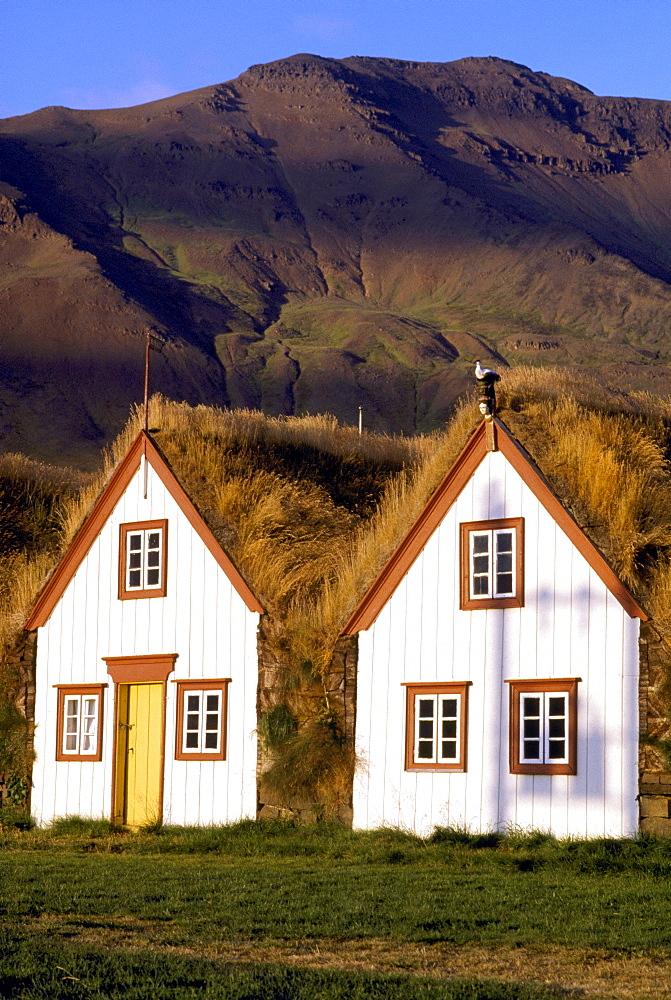 Laufas, Iceland, Polar Regions