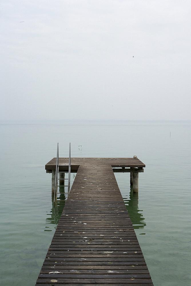 Lake Garda, Italian Lakes, Italy, Europe - 815-2119