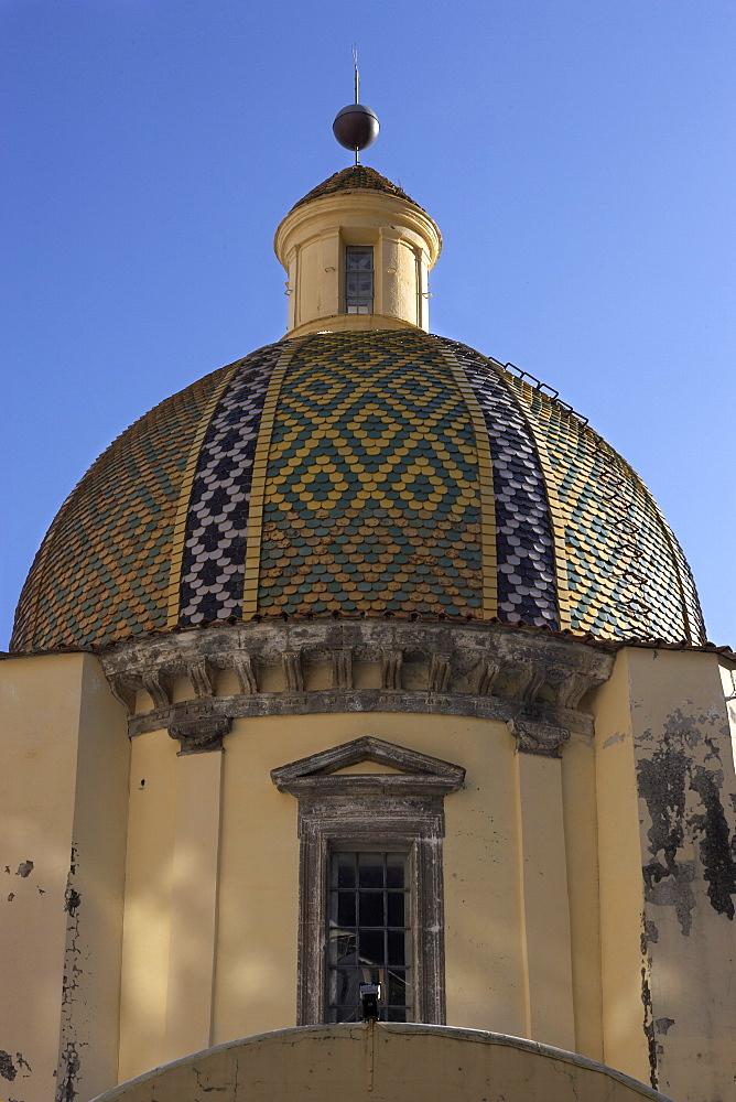 Positano, Amalfi Coast, Campania, Italy, Europe - 815-2141