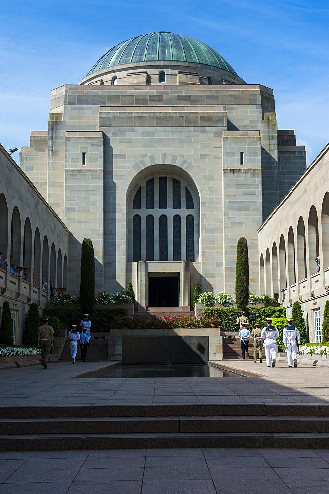 Australian War Memorial, Canberra, Australian Capital Territory, Australia, Pacific