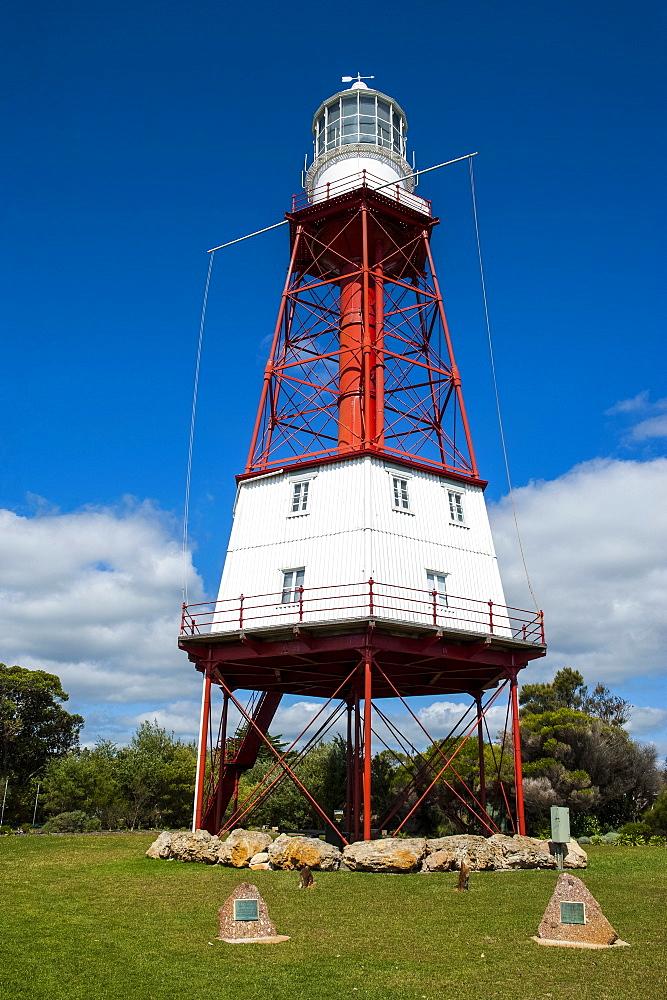 Cape Jaffa lighthouse, South Australia, Australia, Pacific