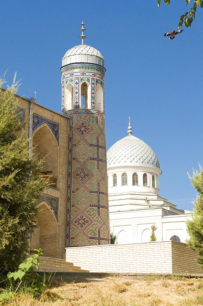 Kulkedash Medressa, Tashkent, Uzbekistan, Central Asia