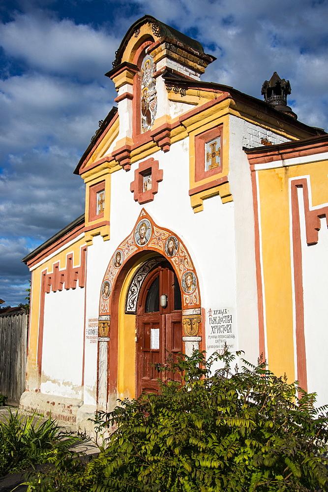St. Nicholas church, UNESCO World Heritage Site, Suzdal, Golden Ring, Russia, Europe