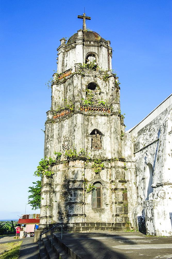 Daraga church, Legaspi, Southern Luzon, Philippines, Southeast Asia, Asia