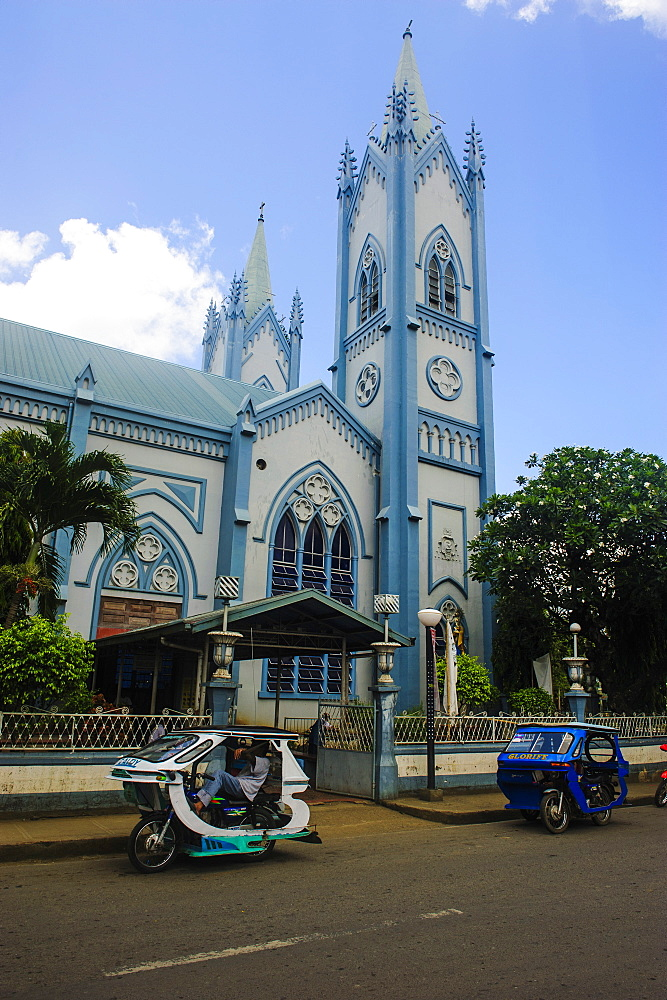 Immaculate Concepcion Cathedral, Puerto Princesa, Palawan, Philippines, Southeast Asia, Asia