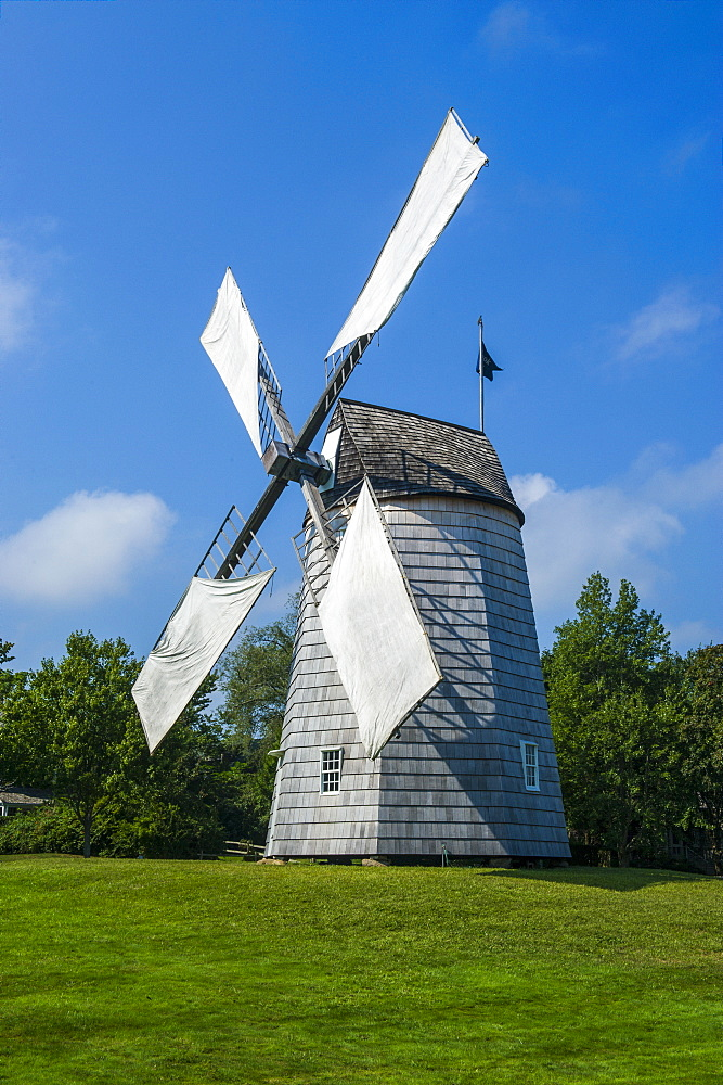 East Hampton Hook Mill, the Hamptons, Long Island, New York State, United States of America, North America