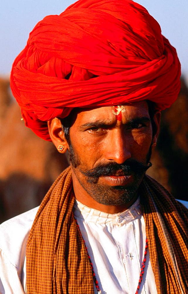 November camel fair, Pushkar, Rajasthan, India - 817-10093