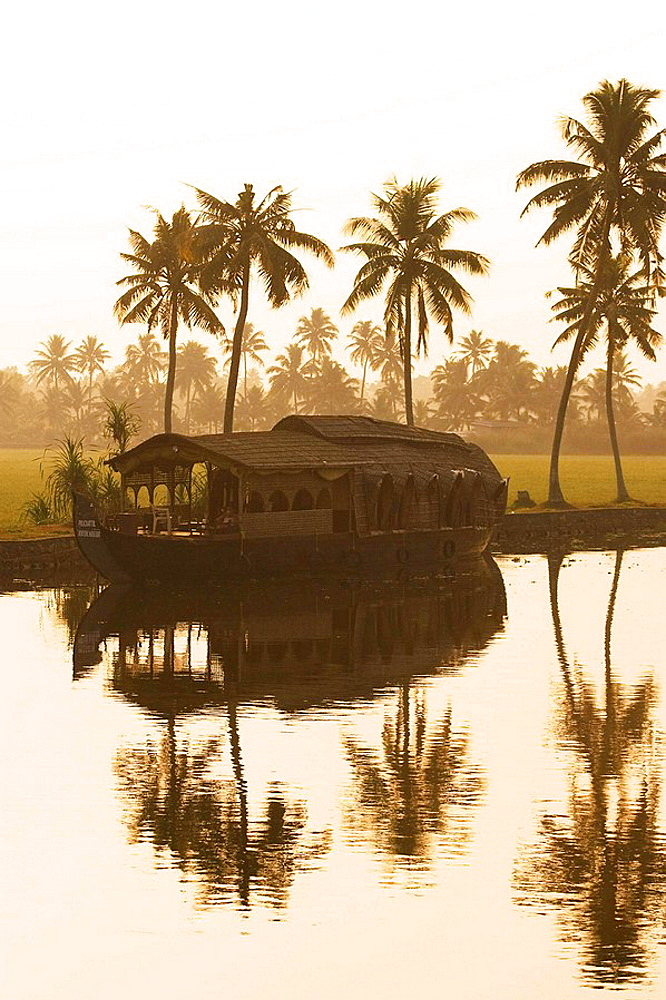Kerala backwaters, India