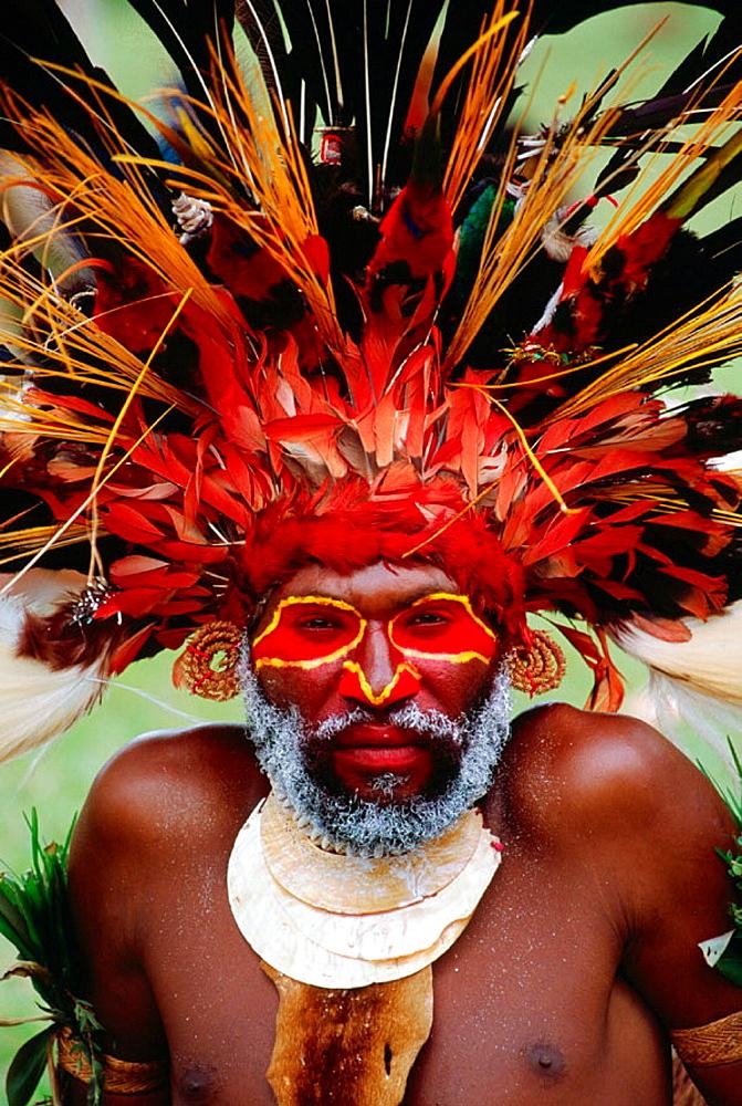 Wahgi Valley people, Papua New Guinea