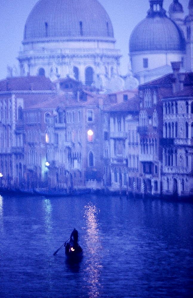 Santa Maria della Salute, Venice, Italy. - 817-11974