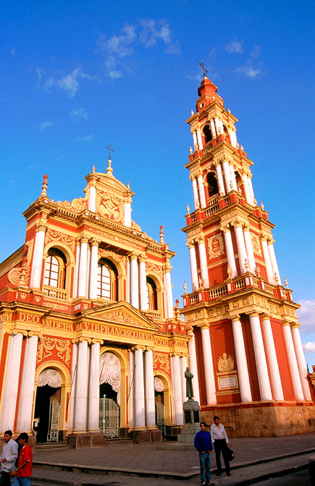San Francisco Church, Salta, Salta province, Argentina - 817-121578