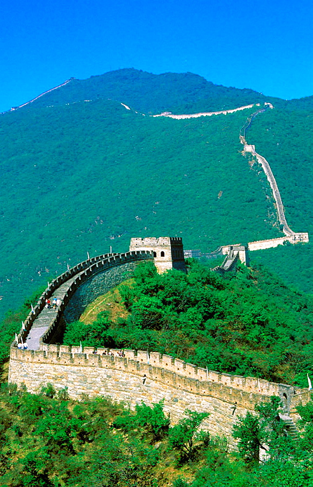 Mutienyu section, Great Wall, China