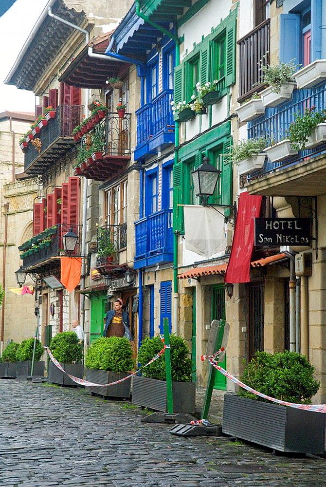 Hondarribia, Guipuzcoa, Euskadi, Spain