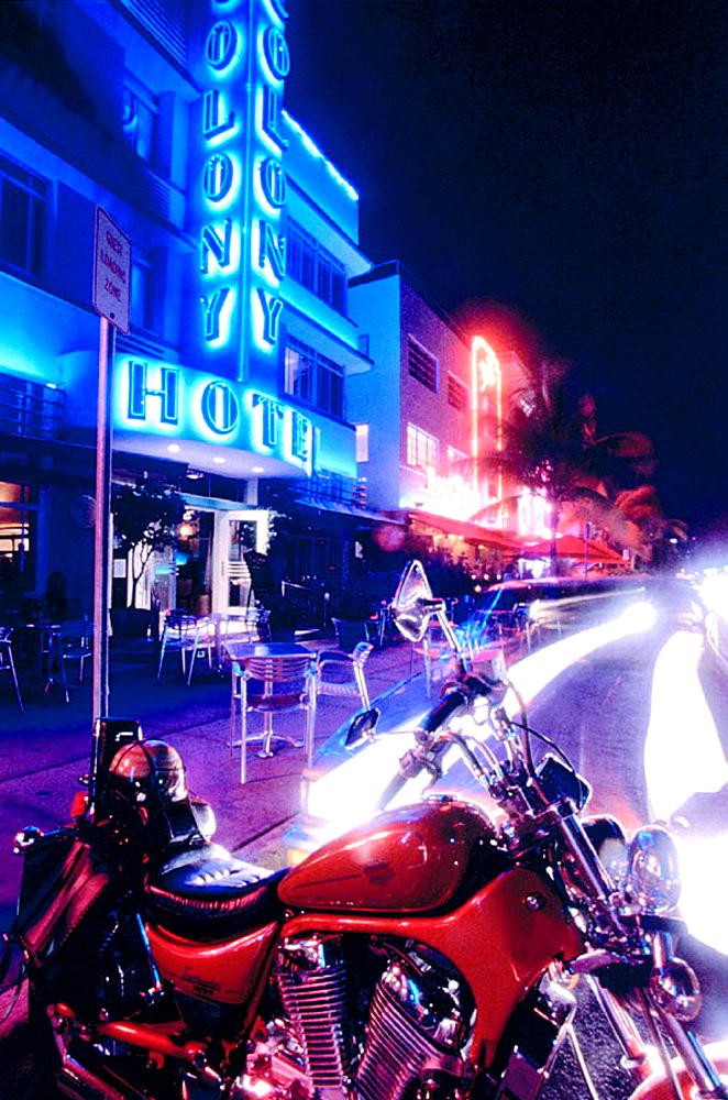 South Beach, Miami Beach, Florida, USA