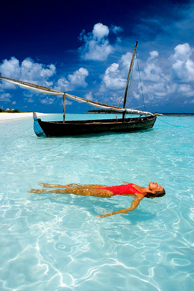 Holidays, Maldives - 817-172475