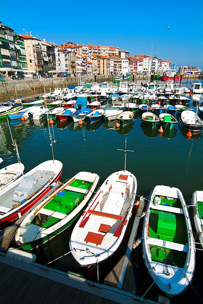 Port Lekeitio, Biscay, Basque Country, Spain