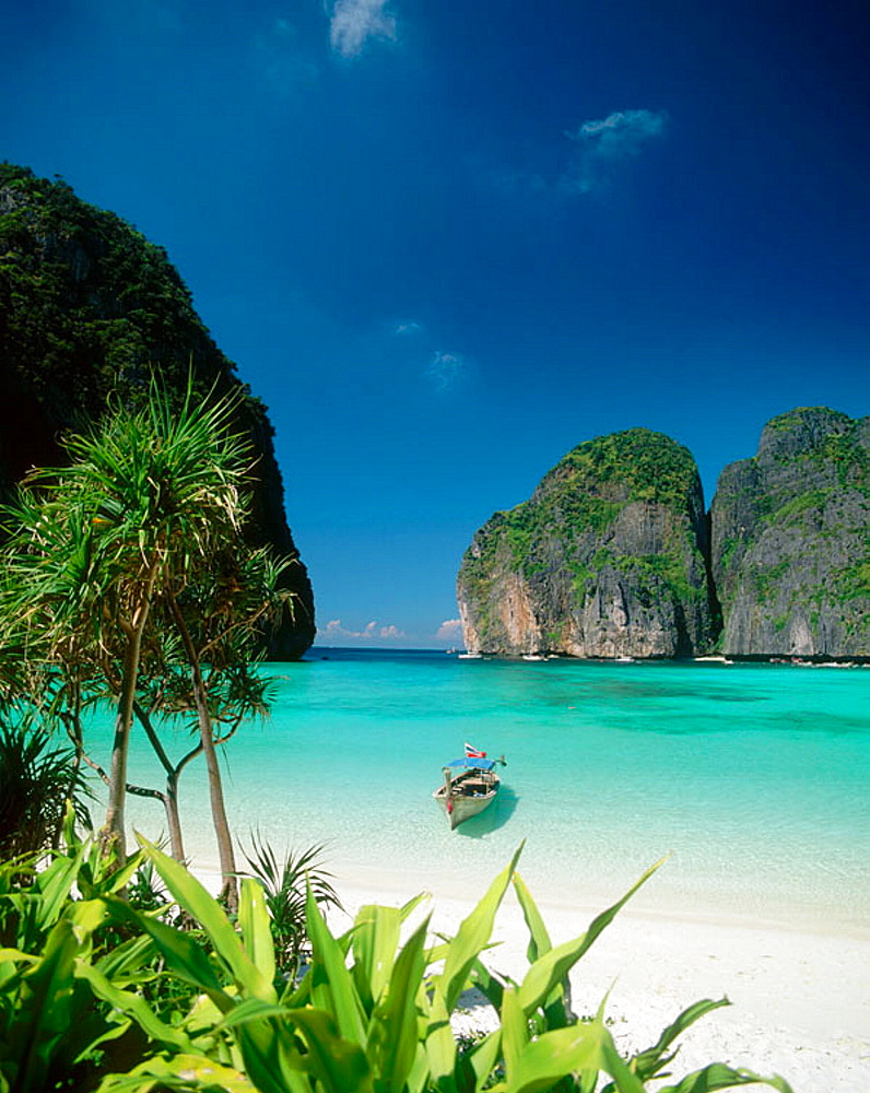 Ko Phi Phi Le Island, Krabi province, Thailand