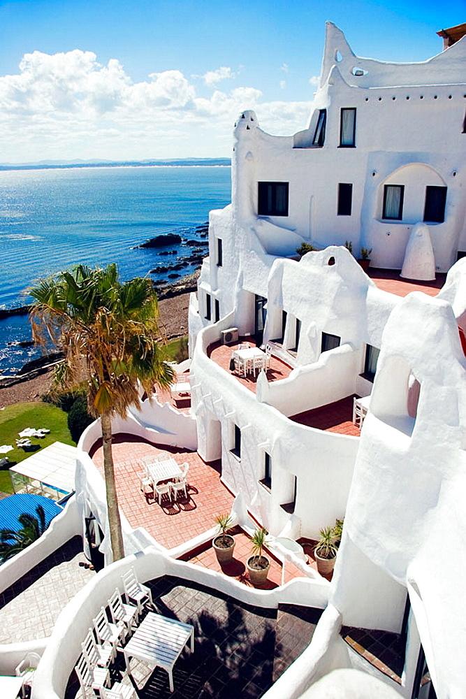 Casapueblo, Punta del Este, Uruguay. - 817-186073