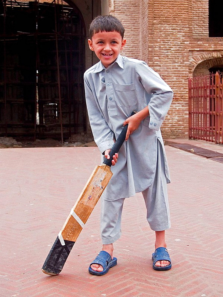 Future cricket star, Peshawar, Pakistan