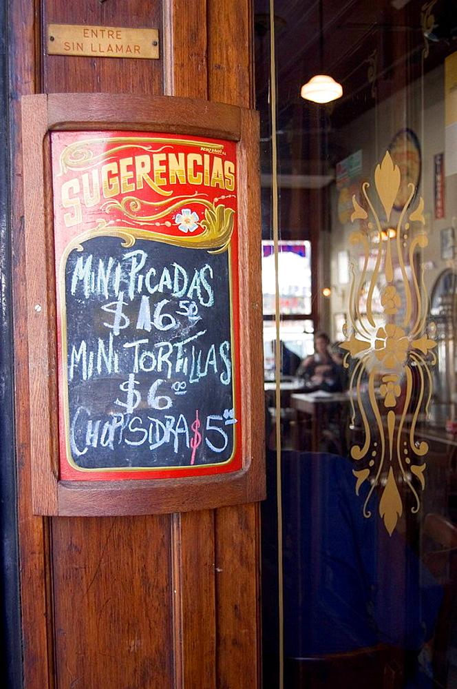 El Federal, San Telmo district, Buenos Aires, Argentina