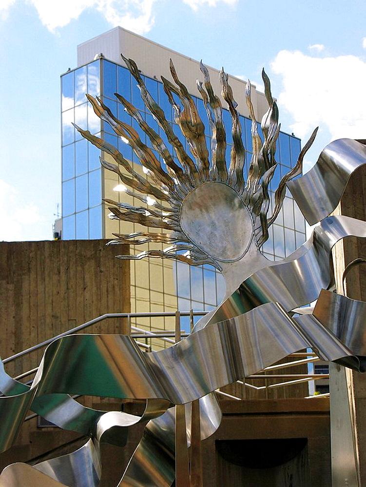 Sculpture, Baltimore, Maryland, USA