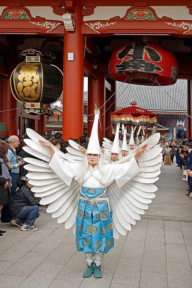 Nov.2007, Japan, Tokyo City, Jidai Festival - 817-19463