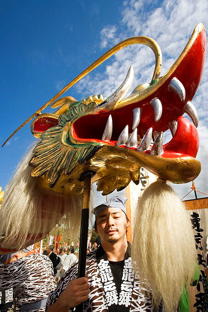 Nov.2007, Japan, Tokyo City, Jidai Festival - 817-19466