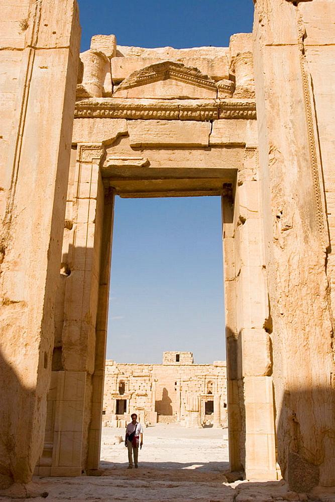 Ancient city of Palmyra, Syria