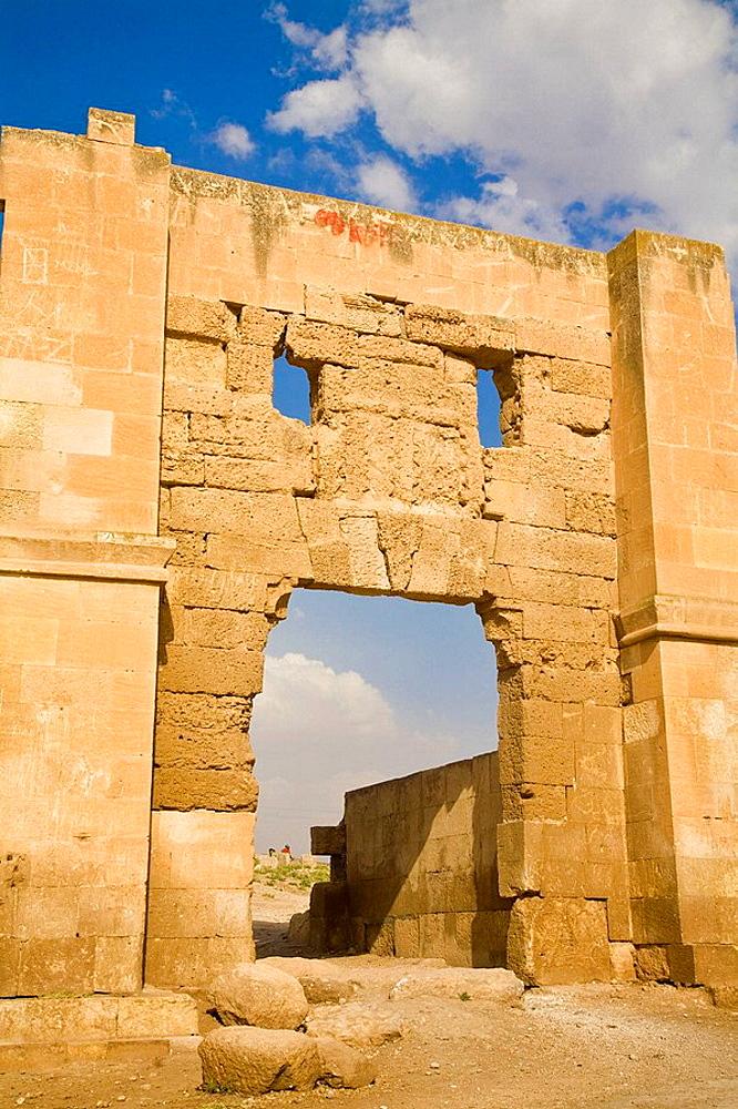 Aleppo Gate, Harran, Anatolia, Turkey