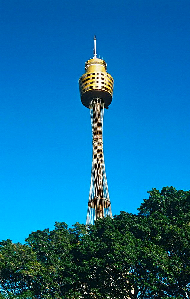 Westfield AMP Centrepoint Tower, Sydney, New South Wales, Australia