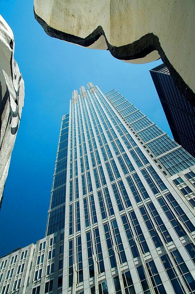 Chicago skyscraper, USA, America
