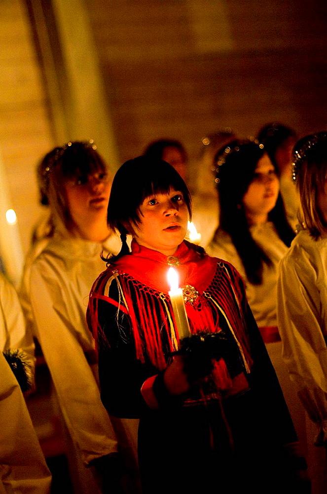 Concert in the church, Gallivare, Lapland, Sweden - 817-23662