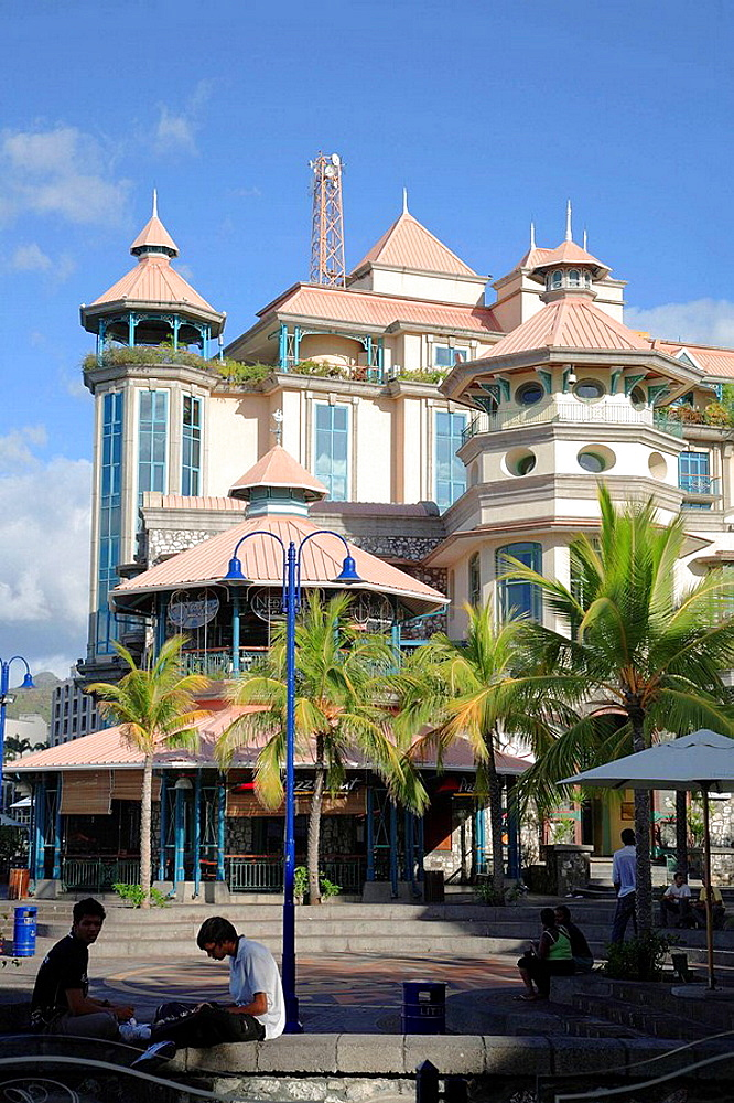 Mauritius, Port_Louis, Le Caudan Waterfront