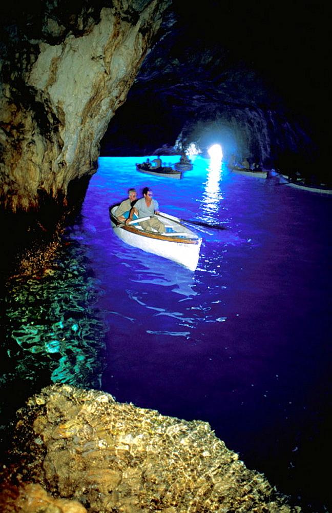 """High Quality Stock Photos Of """"capri Blue Grotto"""""""