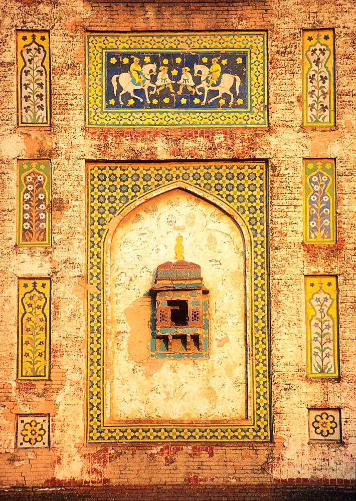 Pakistan, Punjab, Lahore, World Heritage Site, Lahore fort