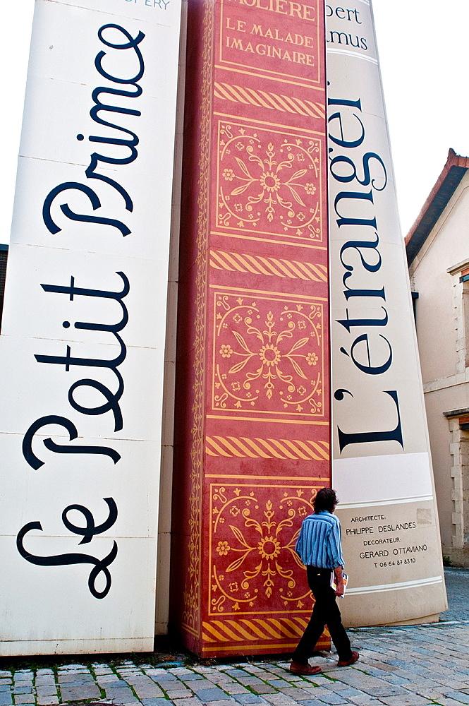 Cite du Livre Arts Centre, Aix En-Provence, France